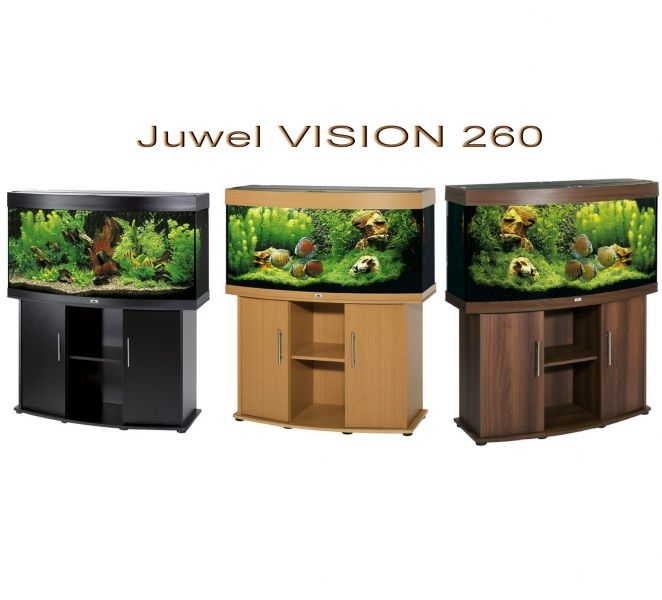 juwel vision 260 260. Black Bedroom Furniture Sets. Home Design Ideas
